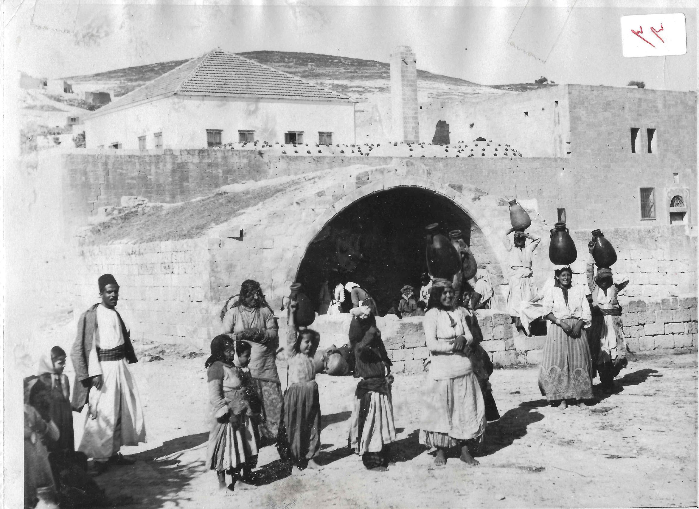 الماء الشهيرة على مر التاريخ - الناصرة عام 1926.jpg