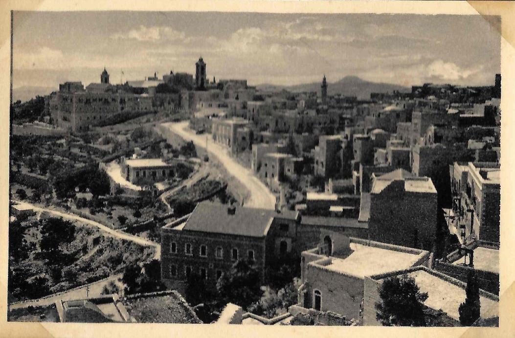 عام لمدينة بيت لحم عام 1900.jpg