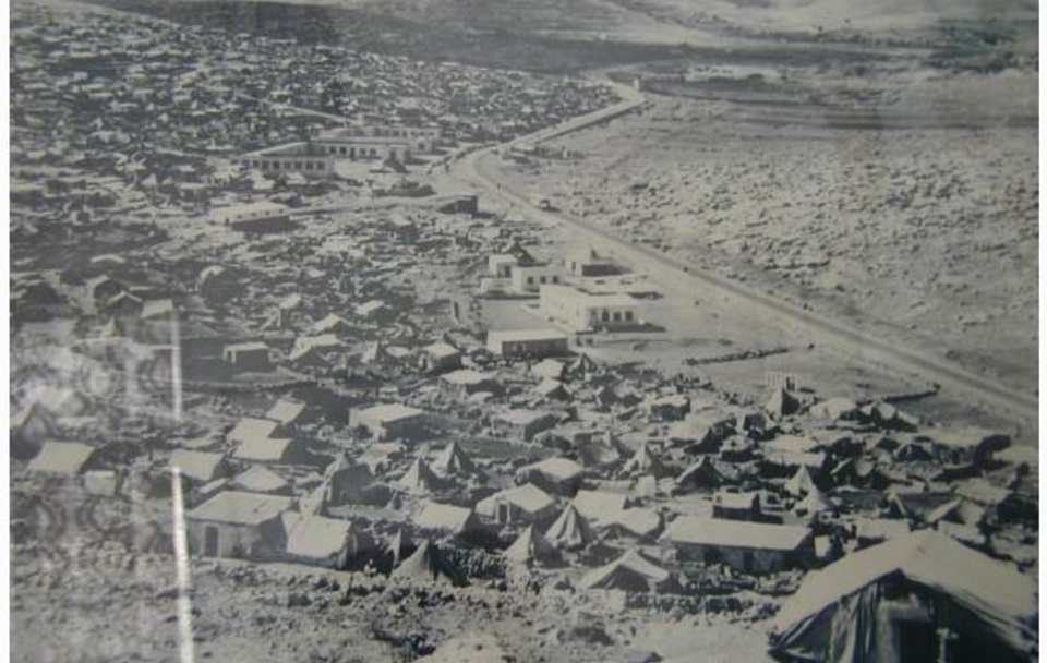 Dheisha Refugee Camp, Bethlehem, West bank, 1951 checked.jpg