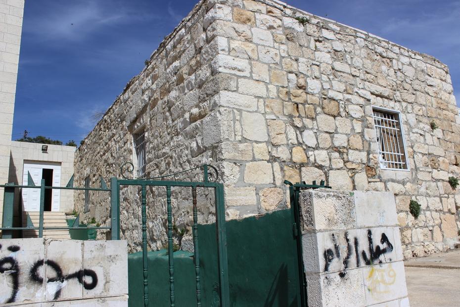 لبيوت بلدة الرام القديمة من عام 1341 هجري (2).JPG