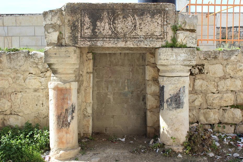 لبيوت بلدة الرام القديمة من عام 1341 هجري (3).JPG