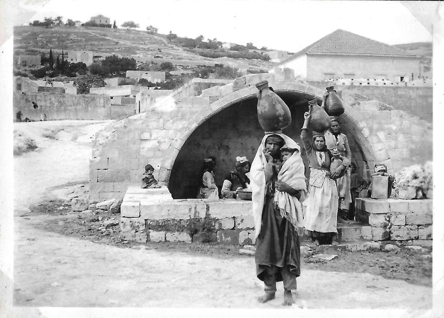 العذراء - الناصرة عام 1900.jpg
