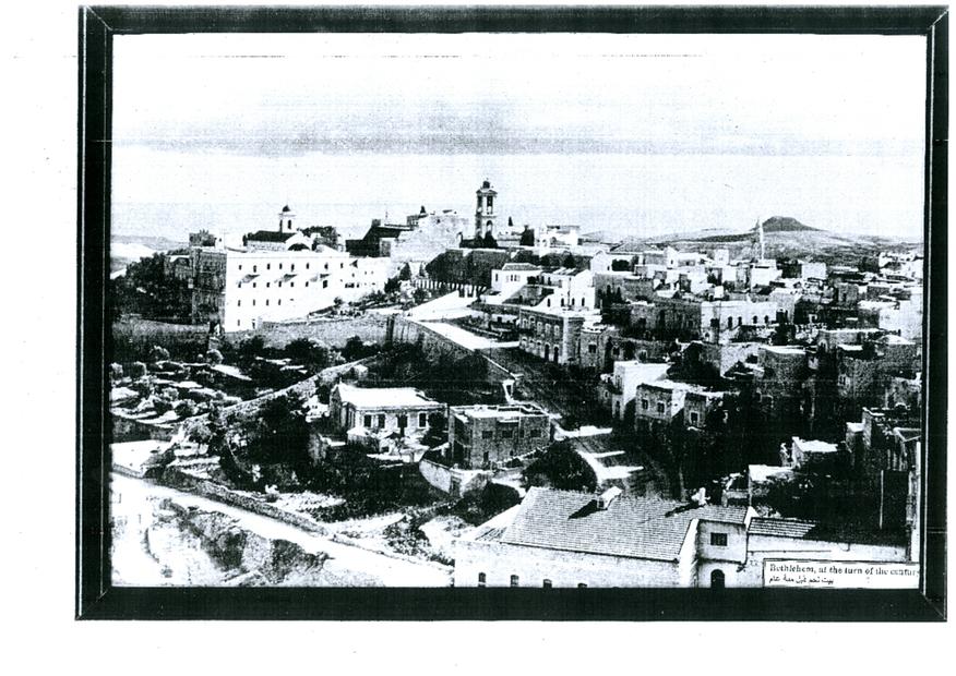Bethelehem before hundred of years