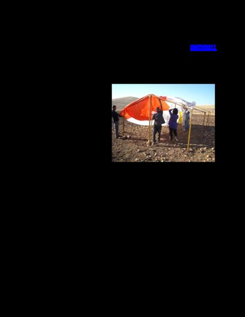 أهالي الحديديه يعيدون بناء منازلهم رافضين الرحيل .pdf